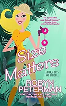 Size Matters (Handcuffs and Happily Ever Afters) by [Peterman, Robyn]
