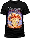 Megadeth / Countdown To Extinction Tシャツ Lサイズ/黒[Import]