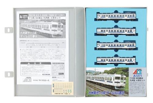 Nゲージ A1271 713系900番台 九州色 4両セット
