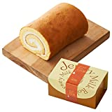 ルタオ (LeTAO) ロールケーキ ジャージーミルクロール 長さ11.5cm