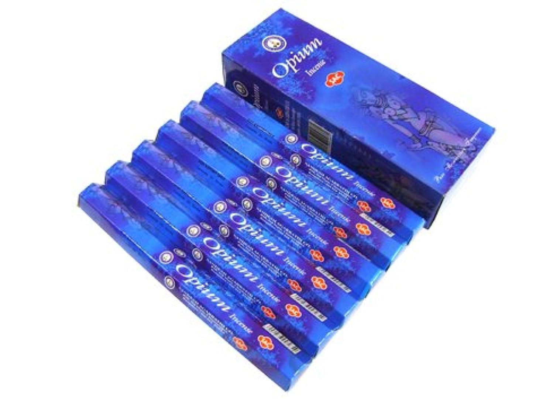 SANDESH SAC (サンデッシュ) オピウム香 スティック OPIUM 6箱セット