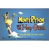 映画『MONTY PYTHON/モンティパイソン《ホーリー・グレイル》』ポスター