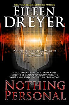 Nothing Personal: Medical Thriller by [Dreyer, Eileen]