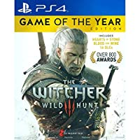 THE WITCHER 3: WILD HUNT (GAME OF THE YEAR EDITION) (CHINESE & ENGLISH SUBS) - PlayStation 4 (輸入版)
