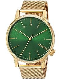 [コモノ] KOMONO 腕時計 [ウィンストン・ロイヤル] WINSTON ROYALE - GOLD / GREEN