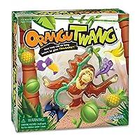 Orangutwang Kids Game - How Long Can He Hang Before He Goes Twaaang?! [並行輸入品]