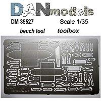 DAN MODELS スケール 1/35 ベンチツールボックス 35527