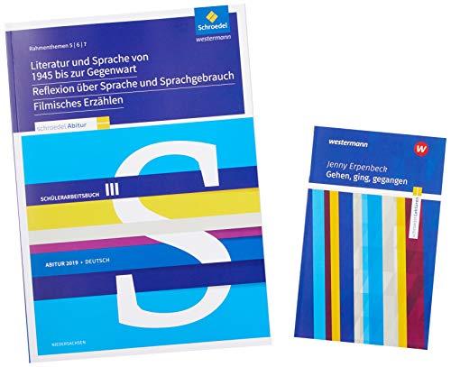Schroedel Abitur 2019 Deutsch: Rahmenthemen 5, 6 und 7: Schuelerpaket 3 zum Abitur 2018. Niedersachsen
