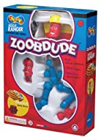 ZOOB 0Z12003 ZOOBDude Ranger Moving Mind-Building Adventure Hero, Assorted Colors, 19-Pieces by Infinitoy [並行輸入品]