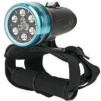 Light & Motion SOLA Dive 800 S/F Black Underwater Light [並行輸入品]