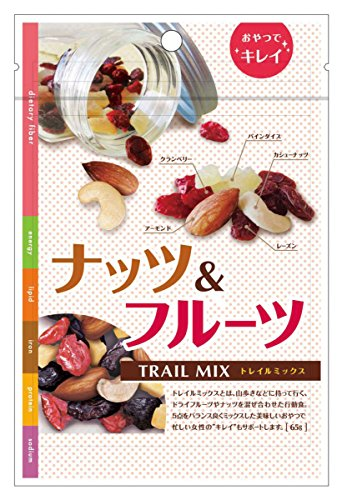 共立食品 ナッツ&フルーツ トレイルミックス 55g