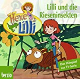 Hexe Lilli. Lilli und die Rieseninsekten. CD . Das Hoerspiel zur TV-Serie