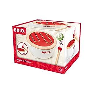 BRIO ドラム 30181