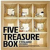 FIVE TREASURE BOX台湾獨占豪華影音限定盤