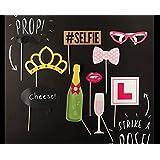 SHINA 10点セット フォトプロップス 写真小道具 撮影小道具 パーティー小道具 装飾小道具 ウェディング  写真  結婚式  披露宴  撮影 誕生日