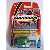 Matchbox Hero City Collection #11 Buzz Copter