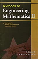 Textbook Of Engineering Mathematics: II: for Third Smester Diploma in Engineering Polytechnic Students