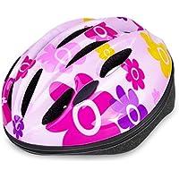 ヘルメット 子供用 EletecPro 自転車 ヘルメット キッズ 幼児 軽量 スポーツヘルメット 45~54cm 通学 スキー 登山 バイク スケートボードなど適用