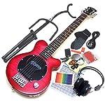 Pignose ピグノーズ ギター PGG-200FM SPK アンプ内蔵ミニギター15点セット [98765]【検品後発送で安心】