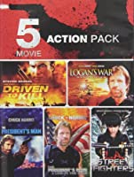 Vol. 5-5-Movie Action Pack [DVD] [Import]