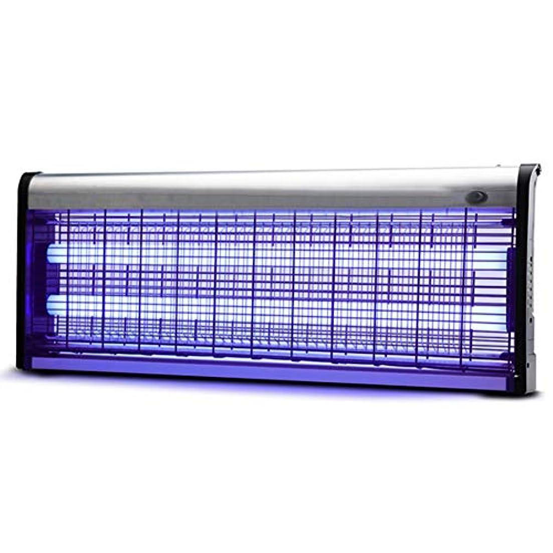 図模倣抵抗力があるZEMIN 蚊ランプ電撃殺虫灯 誘虫灯 両面 ルアー 忌避剤 掛けることができる ホーム、 4サイズ (サイズ さいず : 65CM-10W)