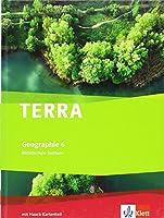 TERRA Geographie fuer Sachsen - Ausgabe fuer Mittelschulen (Neue Ausgabe). Schuelerbuch 6. Schuljahr