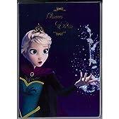 デルフィーノ2015年手帳 Disney アナと雪の女王 エルサ アップ 【2014年9月始まり】 ブルー B6サイズ DZ-76352 《2014年9月上旬発売予定》