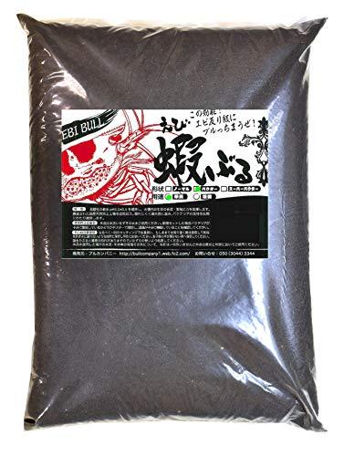 ブルカンパニー 蝦ぶる・栄養系パウダー シュリンプ用 8リットル