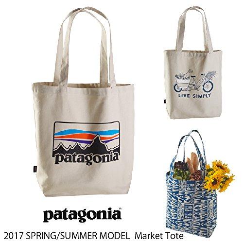 パタゴニア マーケット・トートバッグ