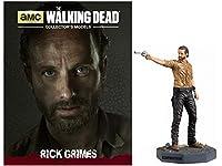 The Walking Dead Collector's Models - #1 Rick Grimes (製造元:Eaglemoss Publications) [並行輸入品]