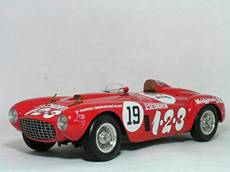 BBR 1/18 フェラーリ 〓 375 Plus / カレラ パナメリカーナ 〓 Ferrari