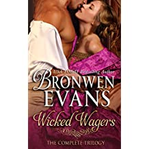 Wicked Wagers - The Complete Trilogy Boxed Set