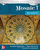 Mosaic 1  Reading Student Book w/ Audio Highlights: Silver Edition