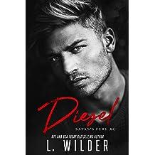 Diesel: Satan's Fury MC (Book 8)