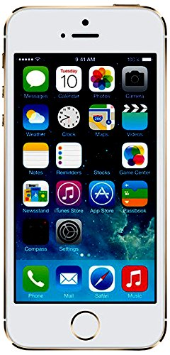 iPhone 5s 16GB au [ゴールド]...