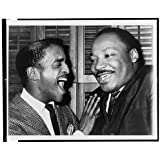 Photo : Martin Luther King Jr、Sammy Davis Jr、マジェスティックシアター