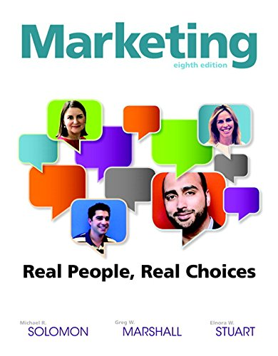 Download Marketing: Real People, Real Choices (8th Edition) 0132948931