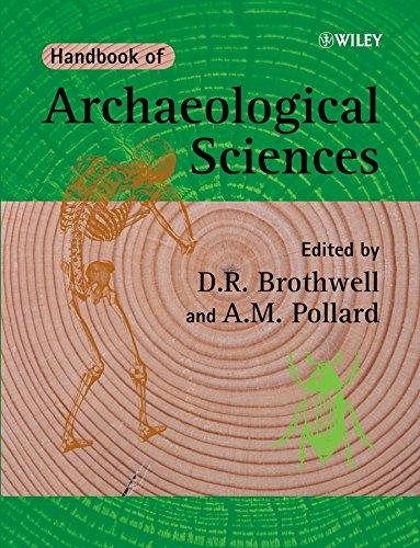 Download Handbook of Archaeological Sciences 0470014768