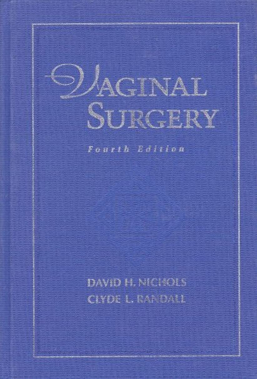 有力者ノーブル発生するVaginal Surgery