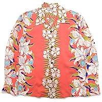 SUNSURF サンサーフ SS27762 2018年モデル 長袖アロハシャツ ALOHA SHIRT 『CATTLEYA ORCHID』