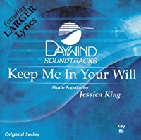 Keep Me In Your Will [Accompaniment/Performance Track]【CD】 [並行輸入品]
