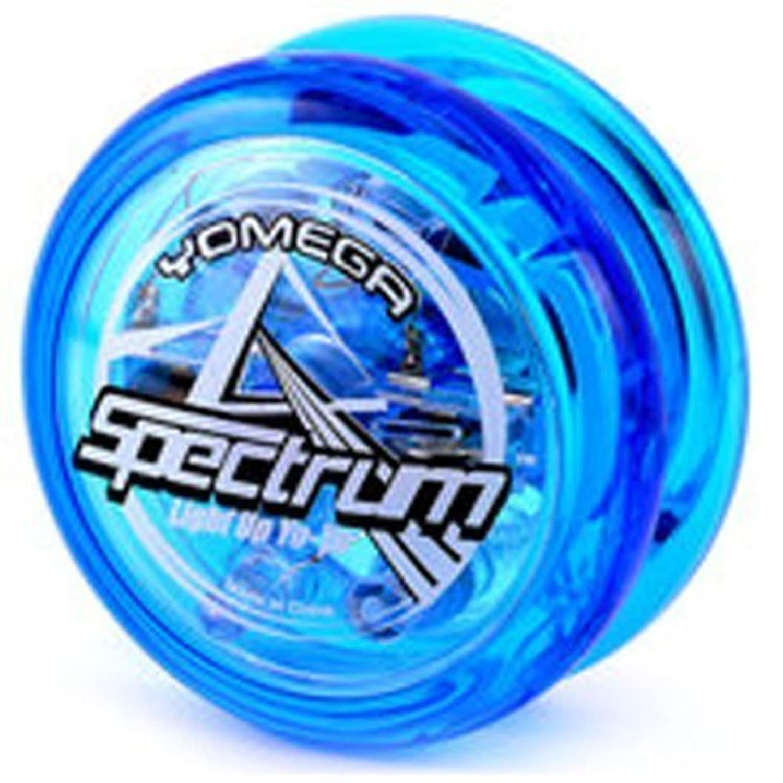 Yomega Spectrum - Light up Yo-Yo - Blue [並行輸入品]