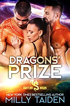Dragons' Prize: Fantasy Paranormal Dragon Romance (Nightflame Dragons Book 4) by [Taiden, Milly]