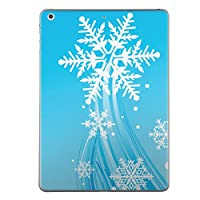 iPad Air スキンシール apple アップル アイパッド A1474 A1475 A1476 タブレット tablet シール ステッカー ケース 保護シール 背面 人気 単品 おしゃれ その他 雪 冬 001470