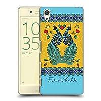 Official Frida Kahlo ペア ピーコック ハードバックケース Sony Xperia X/X Dual
