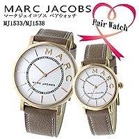 マーク ジェイコブス MARC JACOBS ペアウォッチ ロキシー ROXY 腕時計 MJ1538-MJ1533 ホワイト[並行輸入品]