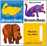 Brown Bear Brown Bear What Do You See? Slide and Find (World of Eric Carle (Priddy Books))