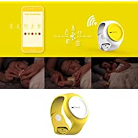 ベビー 小便 大便 こうねつ アラーム 着用 可能 Baby Pee & Poo, Abnormal Temperature Alarm Wearable Baby Health Care Device 並行輸入