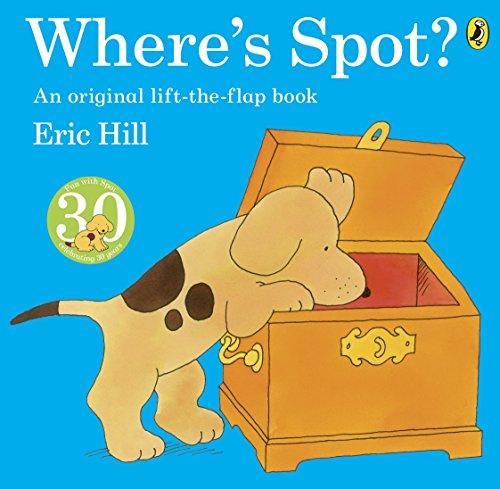 Where's Spot?の詳細を見る
