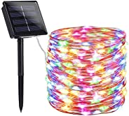 findyouled Solar String Lights Outdoor, 72ft 200 LED Solar Powered String Fairy Tree Light with 8 Lighting Mod